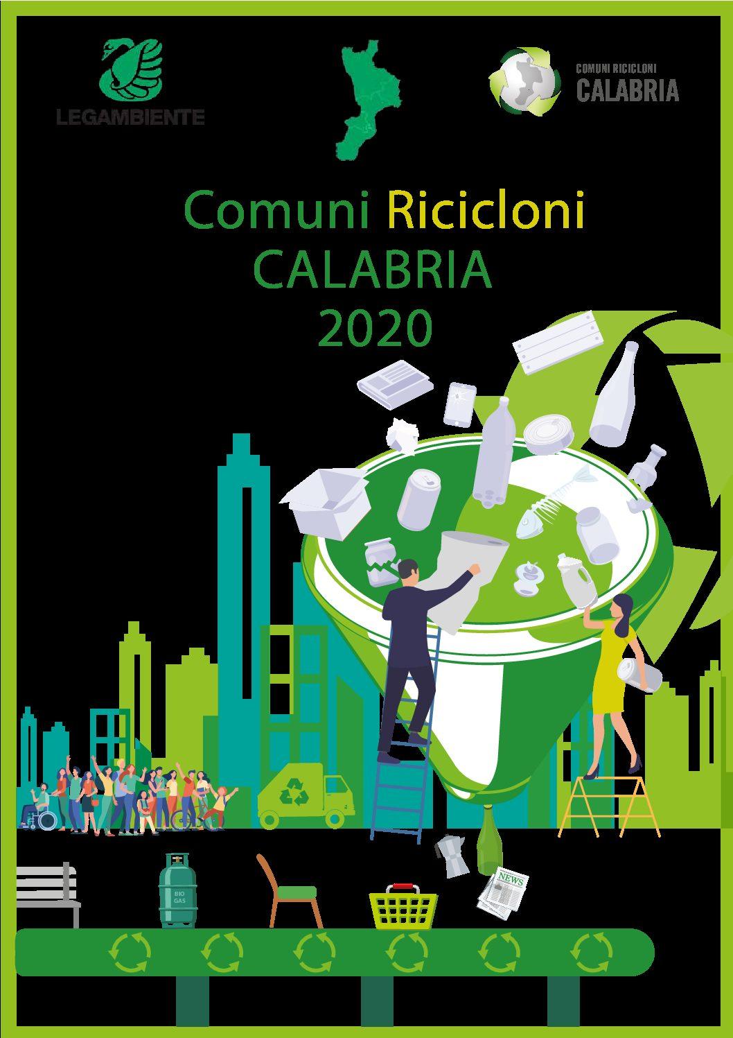 """TERZA EDIZIONE ECOFORUM RIFIUTI CALABRIA: ECCO I """"COMUNI RICICLONI 2020"""""""