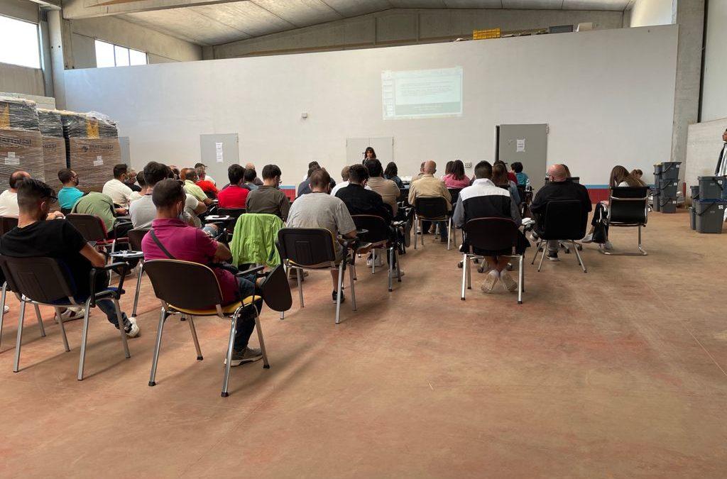 AroBa/8: conclusa la formazione degli eco-facilitatori